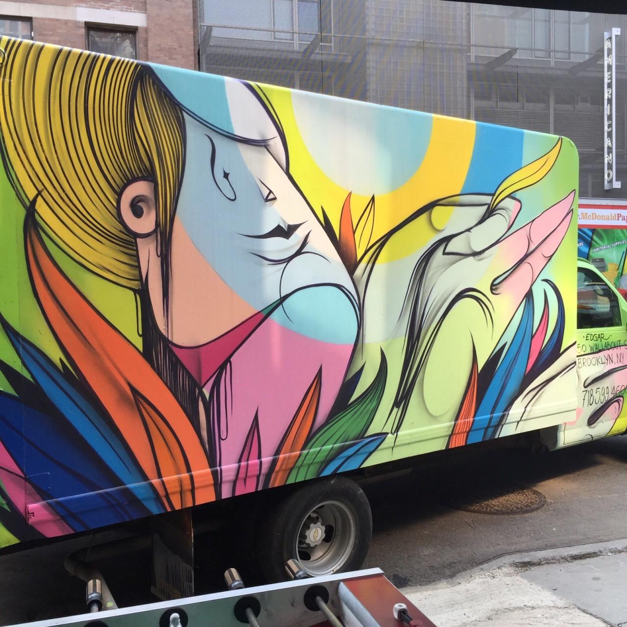 Truck - New York - 2015